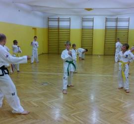 Trening grupy dzieci SP28 (gr. starsza)